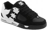 DC Command Shoe - Black / White / Black