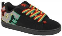 DC Court Graffik SE Shoe - Rasta Gradient