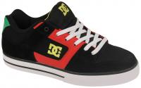 DC Pure Shoe - Rasta