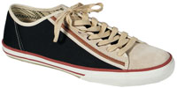 Quiksilver Waterman Cala Nova Canvas Shoes - Black