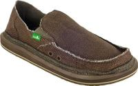Sanuk Hey Jute Sidewalk Surfer - Chocolate