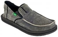 Sanuk Cruiser Sidewalk Surfer - Black