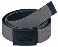 Vans Reverse Web Belt - Grey Denim / Black