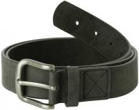 RVCA Truce Leather Belt - Black