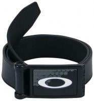 Oakley Ellipse Leather Belt - Black