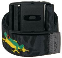 Oakley Factory Lite Web Belt - Jet Black