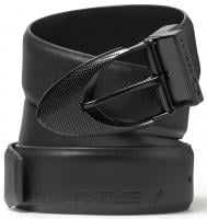 Oakley Signature Ellipse Leather Belt - Black