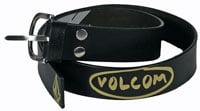 Volcom Classicly Leather Belt - Brown