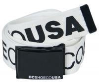 DC Chinook Belt - White / Black