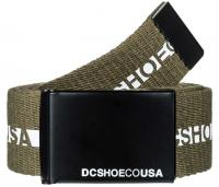 DC Chinook II Belt - Vintage Green