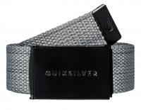 Quiksilver Principle III Belt - Medium Grey Heather