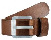 Quiksilver Everydaily Leather Belt - Demitasse