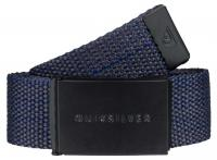 Quiksilver Principle Belt - Blue Nights Heather