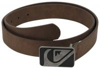 Quiksilver Defrills Belt - Chocolate