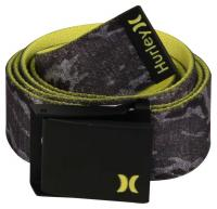 Hurley Honor Roll Web Belt - Graphite / Camo