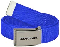 Dakine Rail Web Belt - Blue