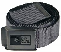 Rip Curl Surf Scout Web Belt - Black / Grey