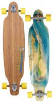 Sector 9 Lookout Longboard Skateboard - Yellow