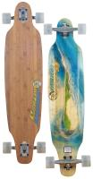 Sector 9 Lookout Longboard Skateboard - White