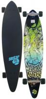 Sector 9 Fanatic Longboard Skateboard - Grey