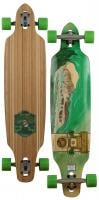 Sector 9 Lookout Longboard Skateboard - Green
