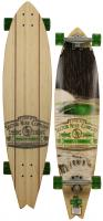 Sector 9 Ireland Longboard Skateboard - Green