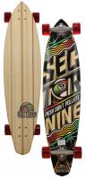 Sector 9 Rhythm Longboard Skateboard - Red