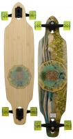 Sector 9 Mini Lookout Longboard Skateboard - Green