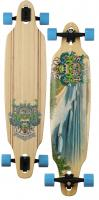 Sector 9 Lookout Longboard Skateboard - Blue