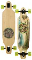 Sector 9 Mini Lookout Longboard Skateboard - Yellow