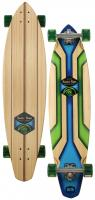 Sector 9 Rhythm Longboard Skateboard - Green