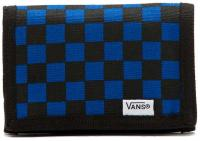 Vans Slipped 3F Wallet - Black / Blue