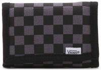 Vans Slipped 3F Wallet - Black / Gunmetal
