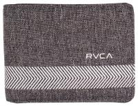 RVCA Selector 600 Wallet - Heather Grey