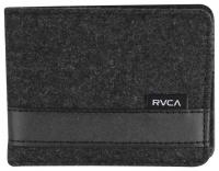 RVCA Selector Collections Wallet - Charcoal