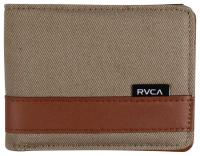 RVCA Selector Collections Wallet - Dark Khaki
