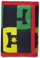 DC Right Back Wallet - Rasta