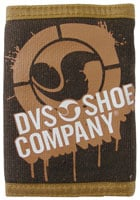 DVS Lock Up Wallet - Brown