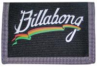 Billabong Allegiance 3F Wallet - Black