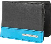 Billabong Dimension Wallet - Black / Blue