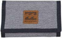 Billabong Atom Wallet - Grey Heather