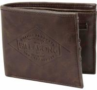 Billabong Bronson Wallet - Chocolate