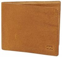 Billabong All Day Leather Wallet - Tan