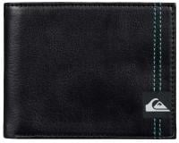 Quiksilver Double Stitch Wallet - Black