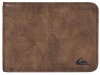 Quiksilver Slim Vintage Wallet - Chocolate