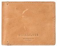 Quiksilver Mack II Plus Wallet - Bone Brown