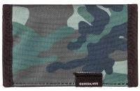 Quiksilver Everydaily Trifold Wallet - Grape Leaf Camo