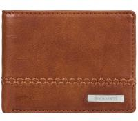 Quiksilver Stitchy Bi-Fold Wallet - Rubber
