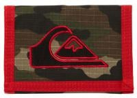 Quiksilver Main Stay Wallet - Camoflauge