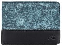 Quiksilver Baffled Wallet - Dark Denim